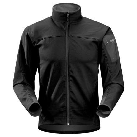 Arc'teryx Epsilon AR Jacket - Black Men's Large