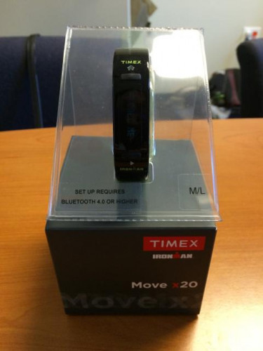 Timex Move X20 Activity Monitor & Smartwatch