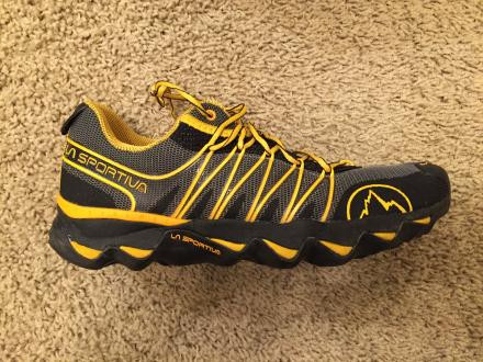 La SPORTIVA Quantum, Trail Run Mens Size 10.5 (44)
