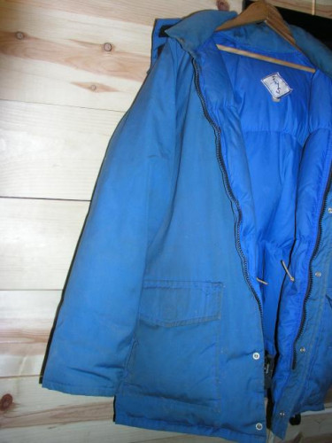 EMS Down Coat Size Large