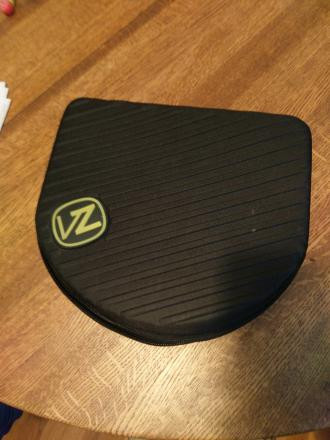 VonZipper Goggles case w/ space for extra lenses