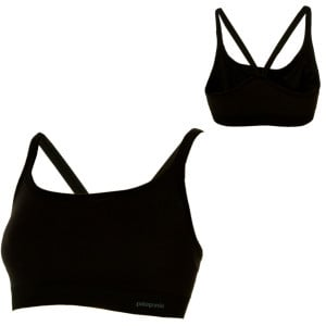 Active Mesh Bra - Women's Black, M - Excellent