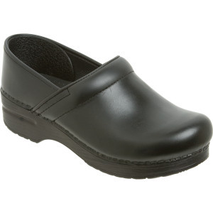 Professional Oiled Full Grain Clog - Women's Ebony Oiled Full Grain, 3