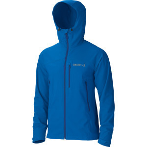 Estes Hooded Softshell Jacket - Men's Cobalt Blue,