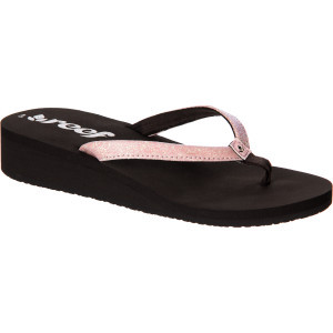 Little Krystal Star Sandal - Girls' Brown/Light Pi