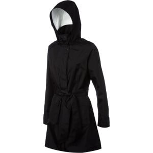 Torrentshell Trench Coat - Women's Black, L - Like