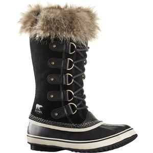 Joan of Arctic Boot - Women's Black/Stone, 8.0 - Good