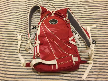 Osprey Karve 16 Resort/Sidecountry Ski Pack