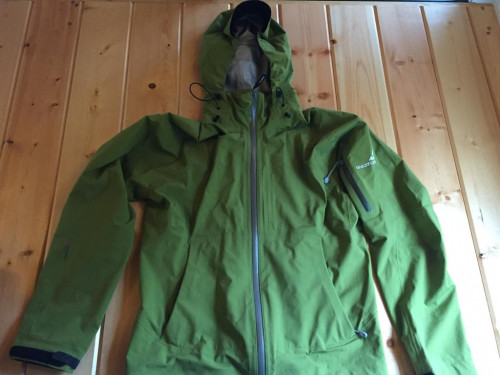 Westcomb Fuse LT Hooded Technical Layer, green, medium