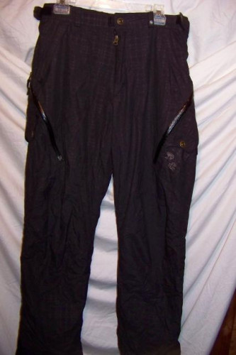 Body Glove Waterproof Snowboard Ski Pants, Men's Medium
