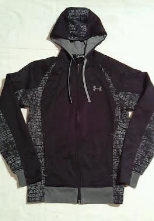 Under Armour Combine Graphic Storm F/Z Hoody (M's)
