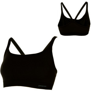 Active Mesh Bra - Women's Black, M - Like New
