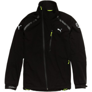Softshell Jacket - Men's Black, XL - Like New