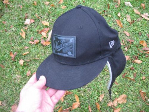 New Era Dog Ear Cap