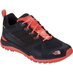 Ultra Fastpack II GTX Hiking Shoe - Women's Tnf Black/Neon Peach, 8.0