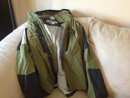 Columbia Interchange 3 in 1 Olive Green Men's M
