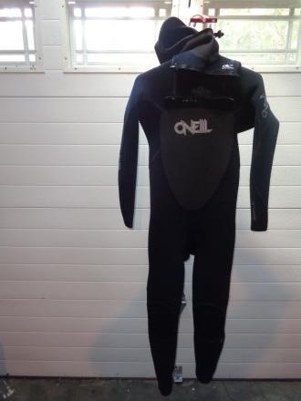 O'neill Mutant 5/4 size small black