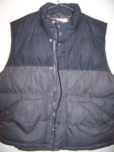 St John's Bay Poly Insulated Vest, Men's XLarge