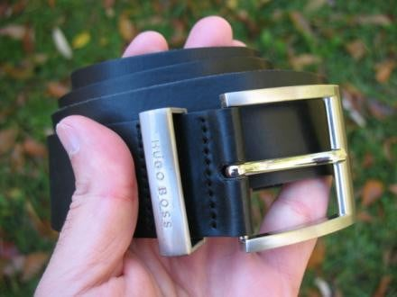 "Hugo Boss ""Bud"" Belt"