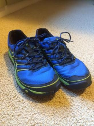 Merrell All Out Rush Shoes (Men's 11.5)