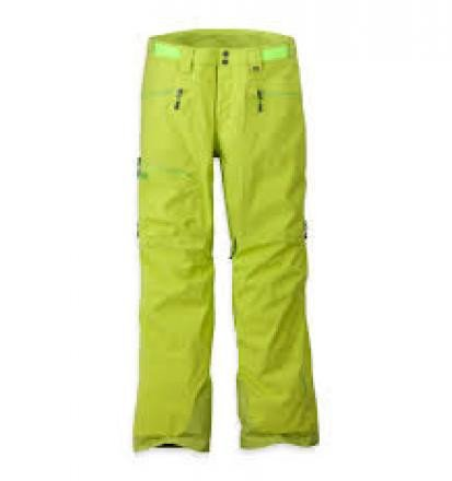 Outdoor Research White Room Pants Large Lemongrass