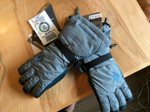 Women's Ski Gloves-NEW