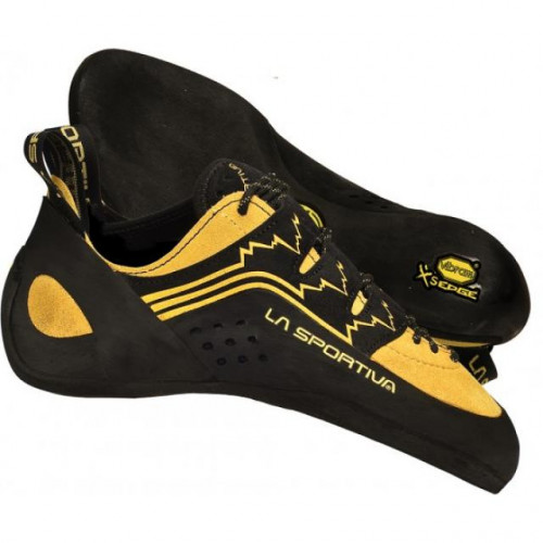 LA SPORTIVA KATANA  LACE VIBRAM - MEN'S 10.5 YELLOW
