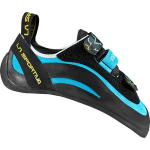 Miura VS Vibram XS Grip2 Climbing Shoe - Women's Blue, 36.5 - Excellen
