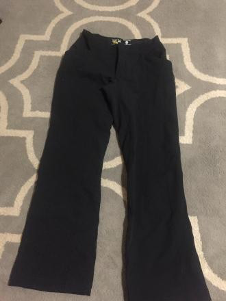 Mountain Hardware Women's hiking pants | Size 4 | Black