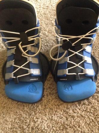 HyperLite Spin Wakeboard Boots