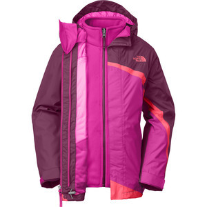 Mountain View Triclimate Jacket - Girls' Parlour P