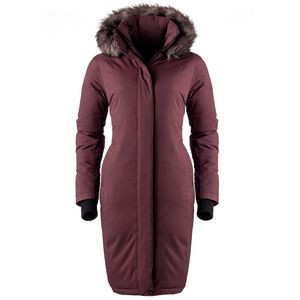 Skyline Down Jacket - Women's Raisin, M - Excellent