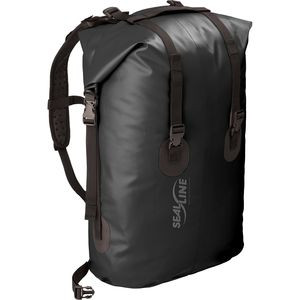 Boundary Dry Backpack Black, 115L - Good