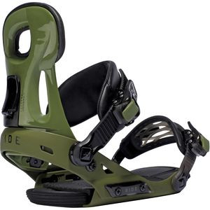 Phenom Snowboard Binding - Boys' Green, M - Excellent