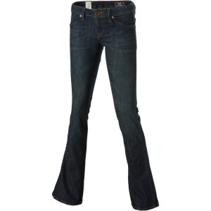 Pistol Skinny Flare Denim Pant - Women's Tarnished