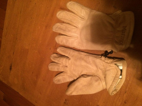 Marmot Basic Work Gloves - Size Medium