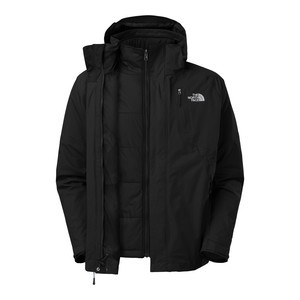 Carto Triclimate Jacket - Men's Tnf Black/Tnf Blac