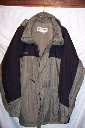 Columbia Insulated Winter Snowboard Ski Parka Jacket, Men's XLarge