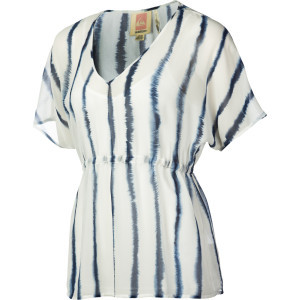 Indigo Splash Shirt - Short-Sleeve - Women's Indig