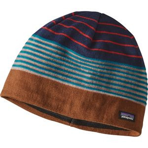 Beanie Hat - Boys' Stripe Of Stripes/Navy Blue, S/M - Good