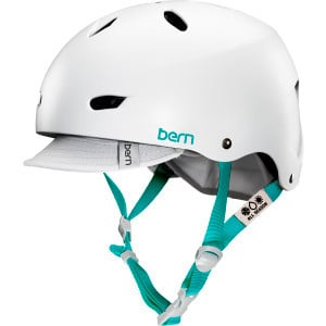 Brighton EPS Thin Shell Helmet  - Women's Satin White, XS/S - Fair