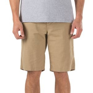 Dewitt Short - Men's New Khaki Heather, 34 - Excellent
