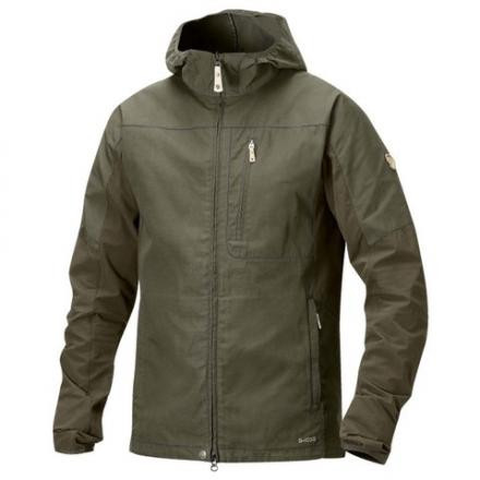 Fjallraven Mens Abisko Jacket - Medium - Tarmac