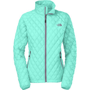 ThermoBall Insulated Jacket - Women's Mint Blue, M