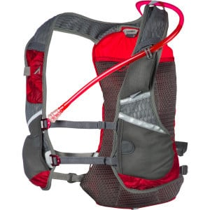 Solace Racing Hydration Vest Red, One Size - Excel