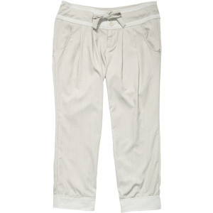 Metro Stretch Capris - Women's Light Taupe, 4 - Ex