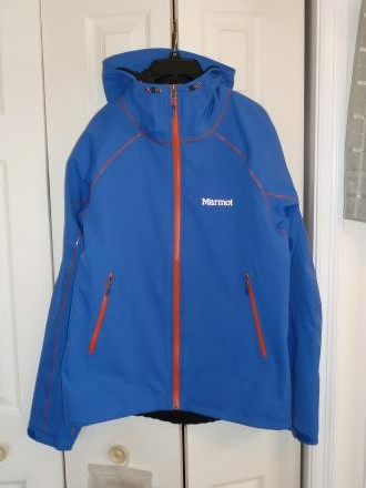 Marmot Genesis - Mens - Large  -Blue