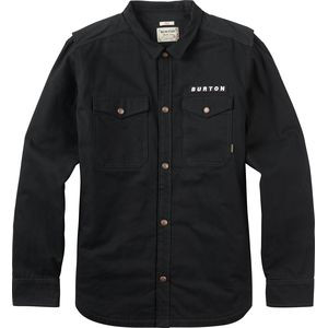 Vantage Woven Jacket - Men's True Black, M - Fair