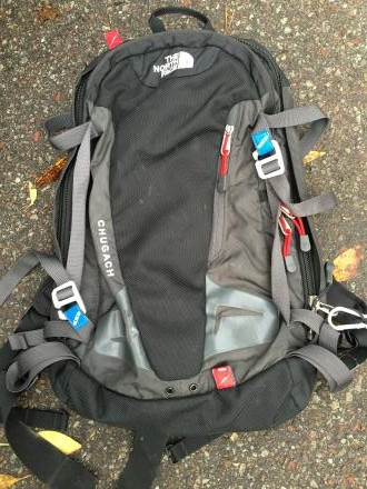 North Face Ski Pack; Chugach
