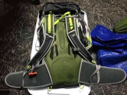 REI Flash Backpack 50L